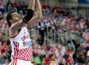 Hırvatistan-Ukrayna (EuroBasket 2013 Çeyrek Finali)