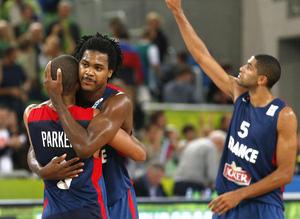 Slovenya-Fransa (EuroBasket 2013 Çeyrek Finali)