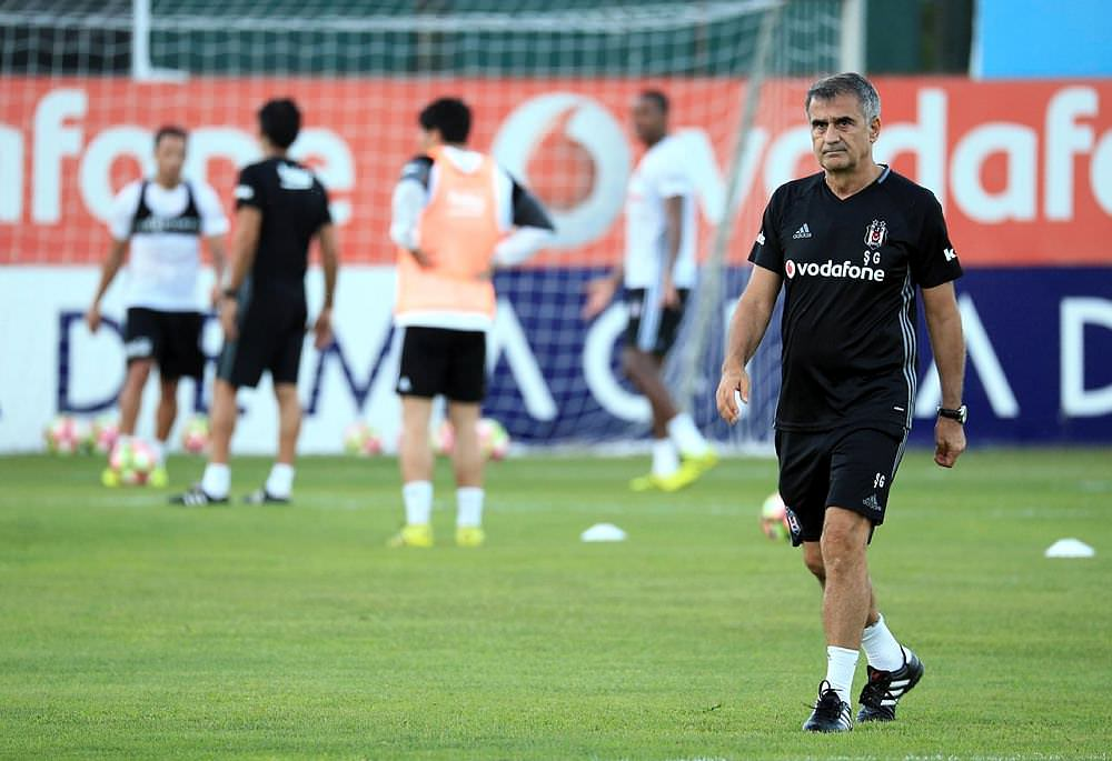 Benfica'n�n ba�� dönecek!