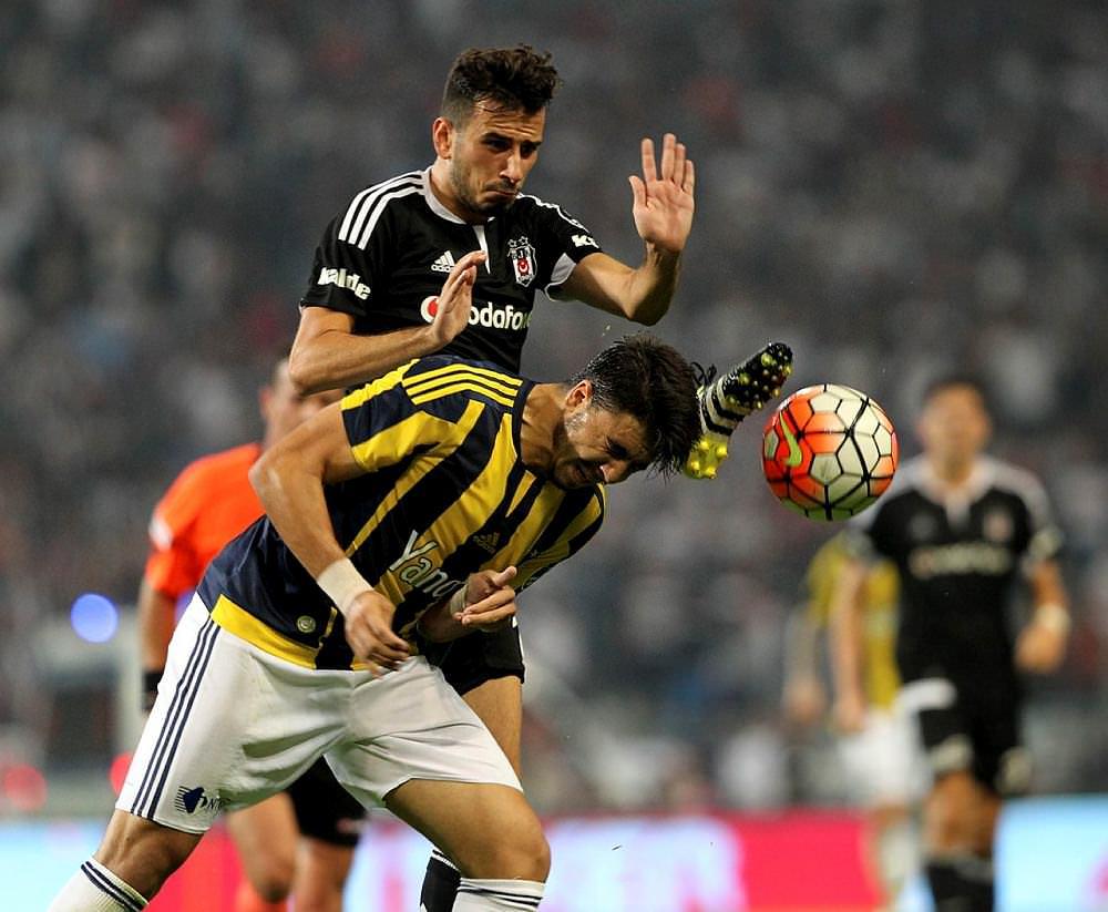 Be�ikta� - Fenerbahçe twitter geyikleri