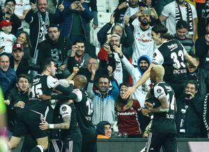Beşiktaş 3-1 Akhisar Belediyespor (STSL 21. hafta)