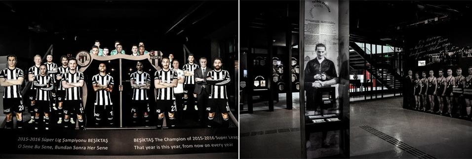 Beşiktaş JK Müzesi'nin açılışı yapıldı