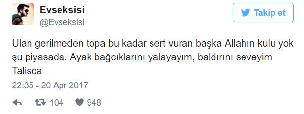 Beşiktaş - O. Lyon maçı sosyal medyayı salladı