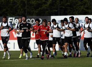 Beşiktaş start aldı