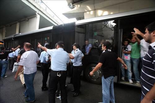 Fenerbahçe - Be�ikta� maç� öncesi olaylar ç�kt�