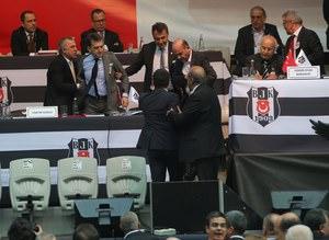 Fikret Orman mali kongrede kavga etti