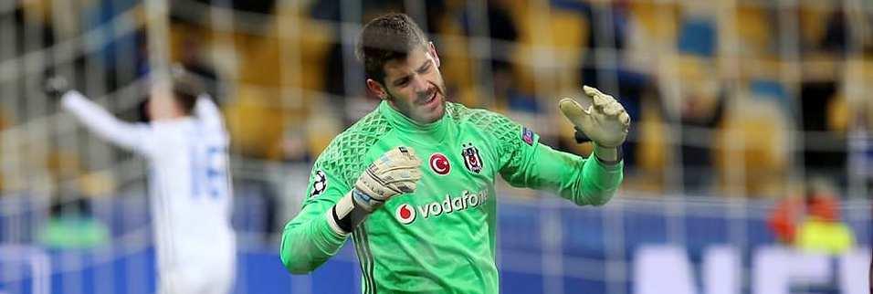İşte Beşiktaş'ın Kasımpaşa maçı ilk 11'i