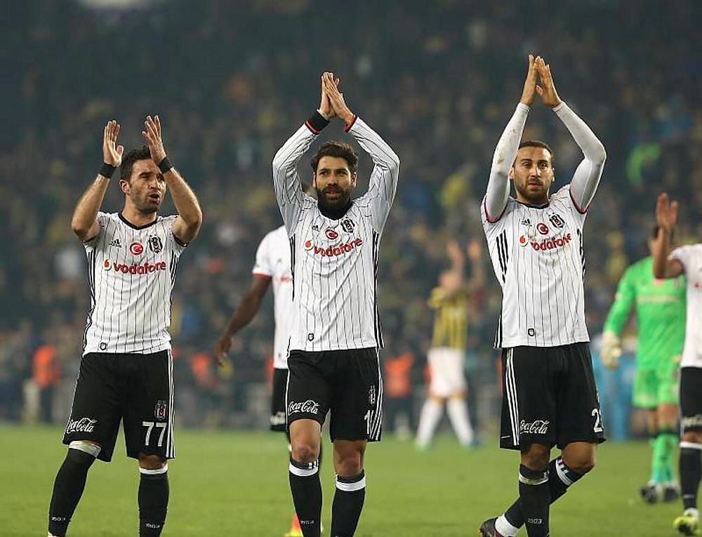 İşte Beşiktaş'ın Kiev maçı 11'i