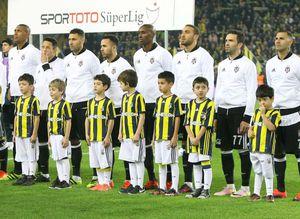 İşte tarihi maçta Beşiktaş'ın 11'i...