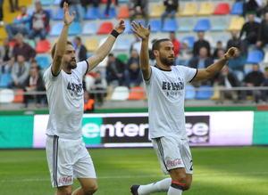 Kayserispor - Beşiktaş (STSL 7. hafta karşılaşması)