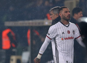 Quaresma sinirlendi