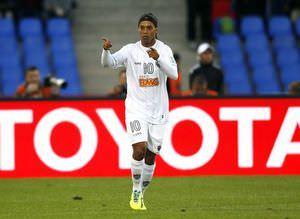 Ronaldinho gelmeden geyikleri geldi