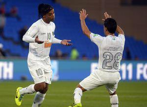 Ronaldinho Twitter'� sallad�
