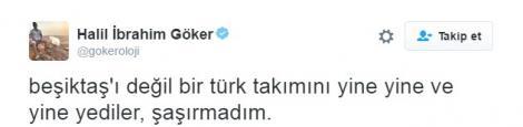 Twitter'da Beşiktaş isyanı!