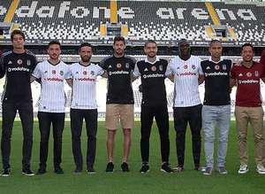 Yeni transferler forma bekliyor
