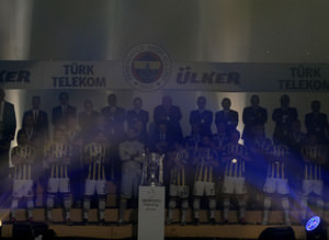 2013-14 Sezonu �ampiyonu Fenerbah�e