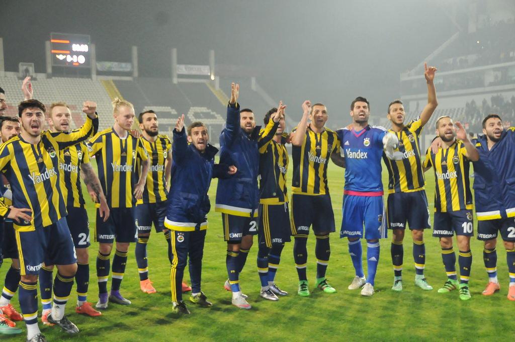 Akhisar 0-3 Fenerbahçe