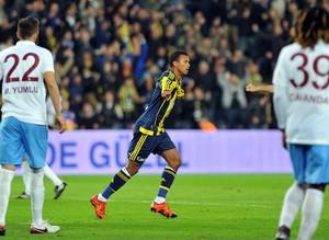 F.Bah�e-Trabzonspor ma��ndan kareler