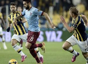 F.Bah�e-Trabzonspor ma��ndan �zel kareler