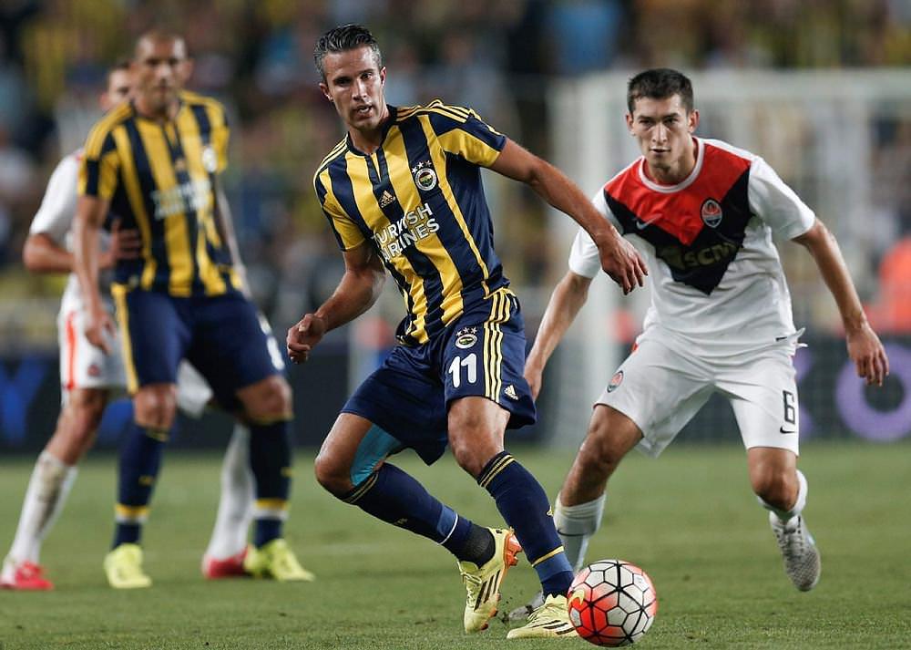 Fenerbahçe: 0 - Shakthar Donetsk: 0