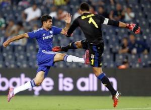 Fenerbah�e 0-2 Chelsea