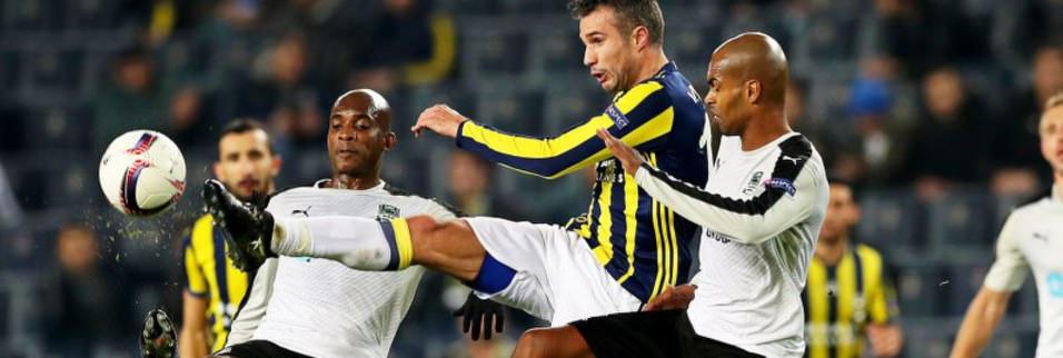 Fenerbahçe 1-1 Krasnodar