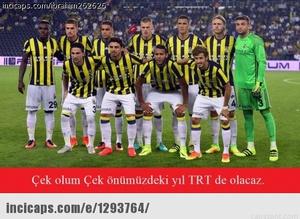 Fenerbahçe - Alanyaspor maçı capsleri!
