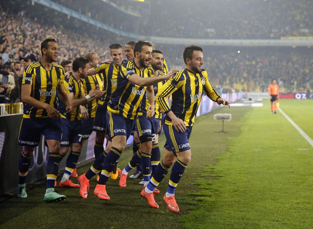 Fenerbahçe - Be�ikta�