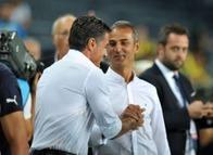Fenerbahçe - Olympiakos maç�ndan foto�raflar