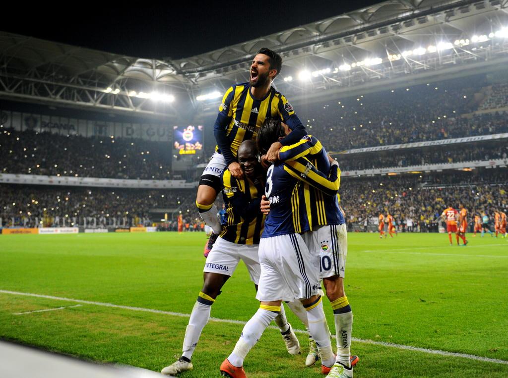 Fenerbahçe, Zorya maçına bu ilk 11'le çıkacak!