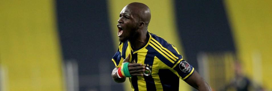 Fenerbahçe-Be�ikta� maç�ndan kareler