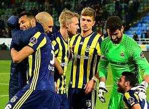 Fenerbahçede o futbolcu 3 ay sonra takıma dönüyor