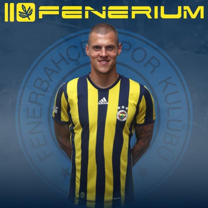 ��te Fenerbahçe'nin yeni sezon formalar�