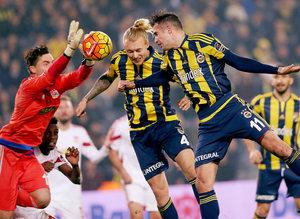 Fenerbahçenin yıldızına kanca!