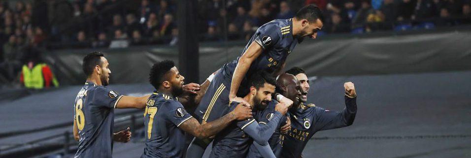 Feyenoord - Fenerbahçe: 0-1
