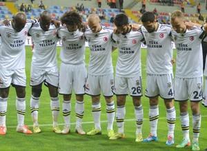 Kayserispor 0-2 Fenerbah�e