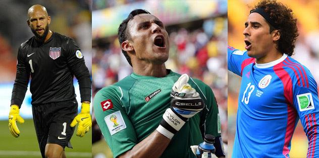 2014 Dünya Kupas�'n�n en güzel 10 kurtar���