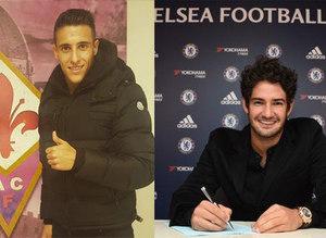 Ara transferde atılan imzalar...