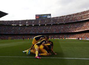 'Arda'tico Madrid �ampiyon