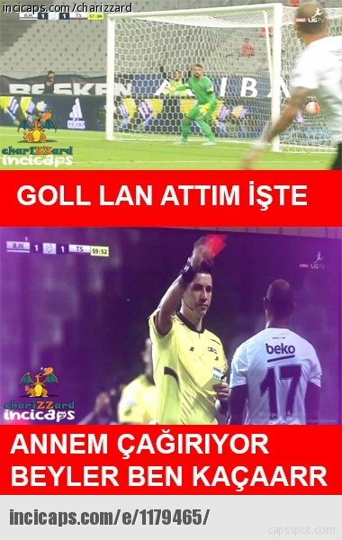 Be�ikta� - Trabzonspor caps'leri