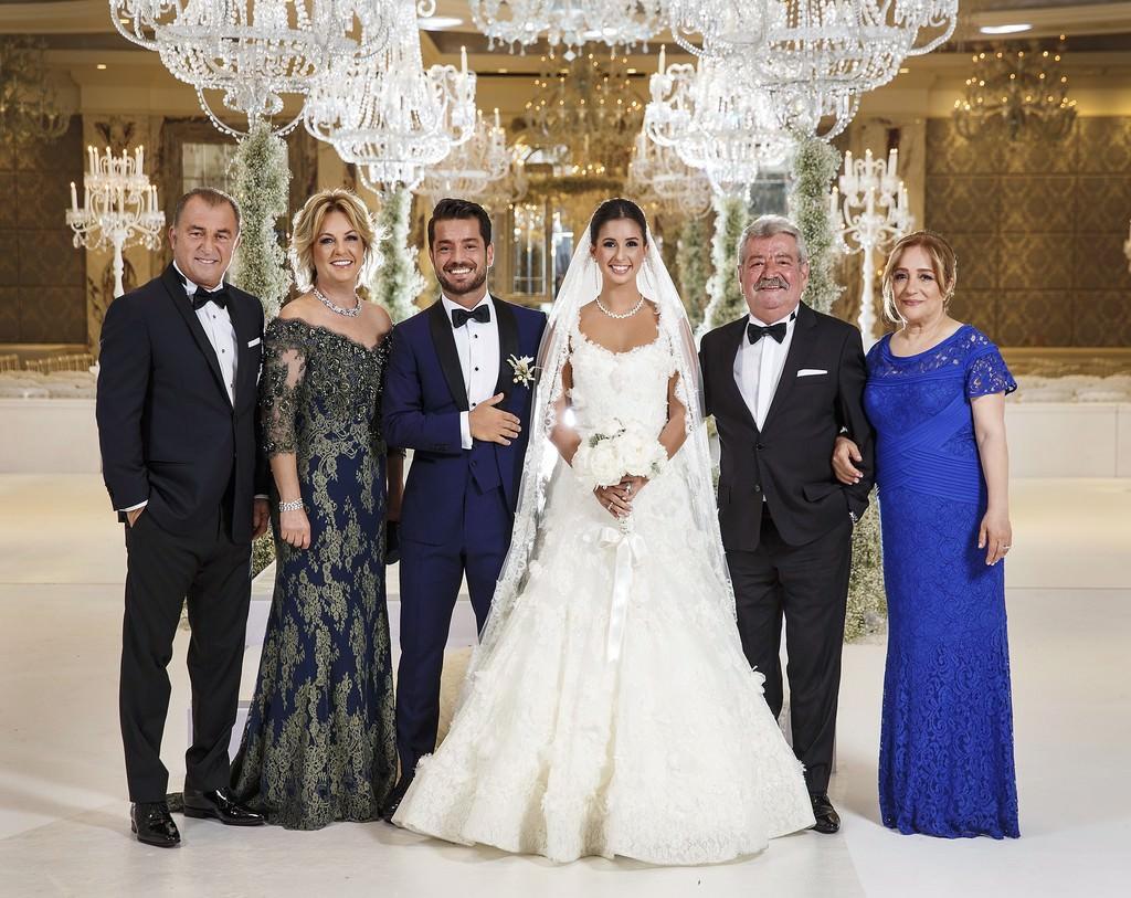 Buse Terim evlendi