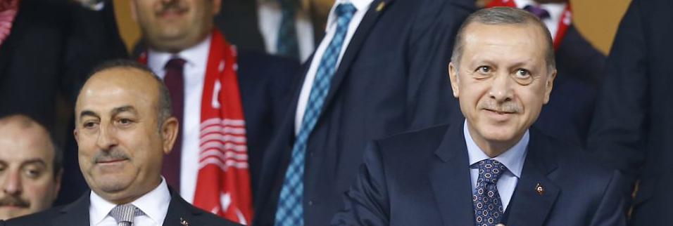 Cumhurbaşkanı Erdoğan, Antalya Stadı'nda