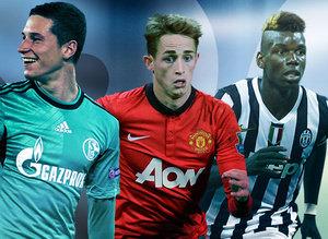 Dünya futbolunun gelecekteki 20 büyük yıldızı