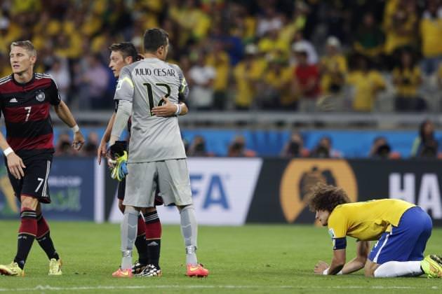 Dünya Kupas� Finalleri'ndeki en kötü anlar