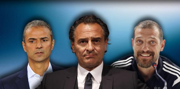 Dünyan�n En �yi Teknik Direktörleri (27 Ekim 2014)