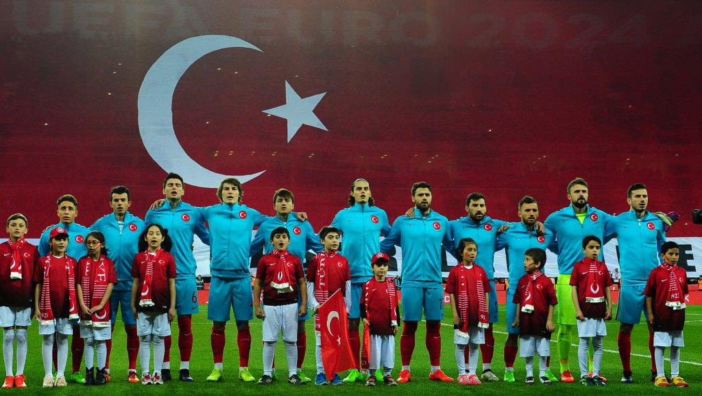Eskişehir'de ilk Milli heyecan