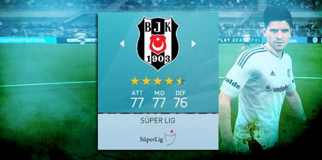 FIFA 16'da en g��l� kim?