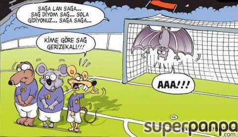 Futbol Karikatürleri 5