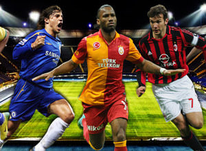 Futbol tarihinin En �yi Santrforlar�