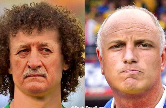 Futbolculara ac�mas�z photoshop!